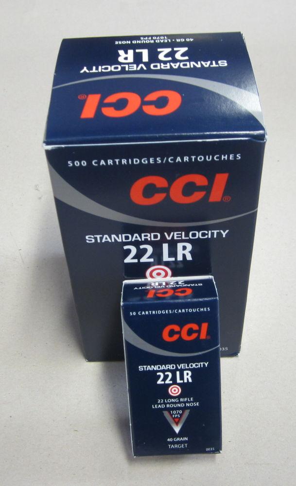 CCI Standard CCi Standard 22 lr