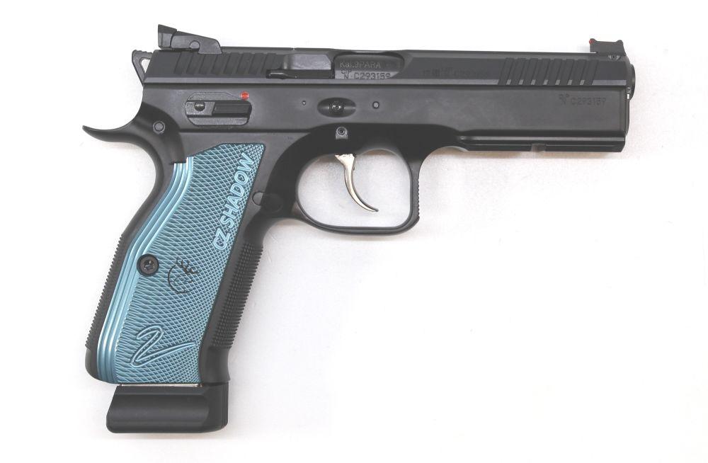 CZ 75 Shadow 2 Schwarz AUF LAGER