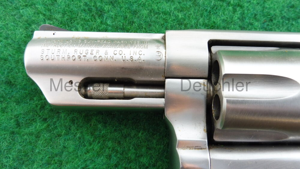 Ruger GS32 Speed Six