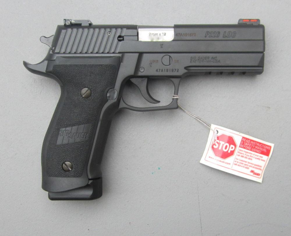 SIG SAUER SIG SAUER P226  LDC II Tacpos