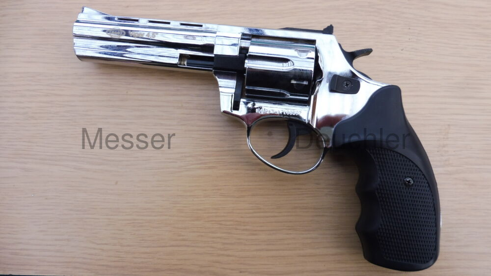 "GSG Ekol Viper Viper 4,5 "" Chrom silber"