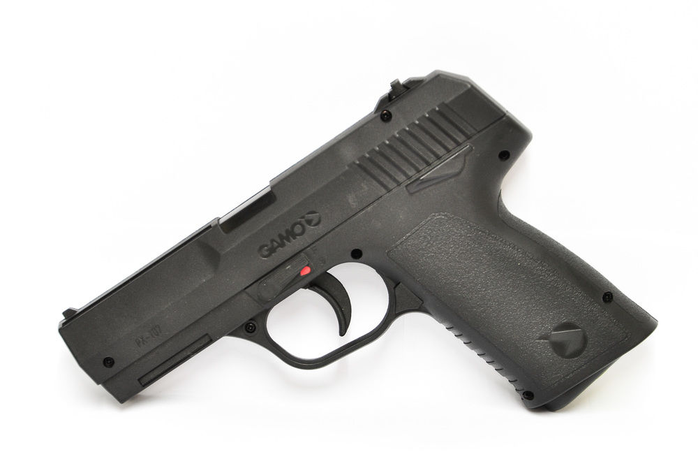 Gamo Luftpistole CO2 PX107 Kal.4,5