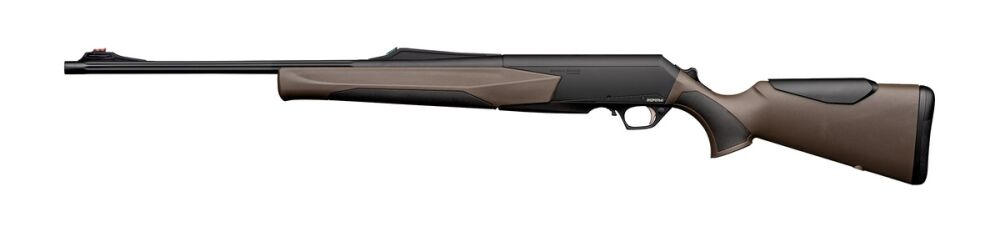 Browning BAR MK3 Composite Braun mit verstellbarem Schaftrücken und Mündungsgewinde Auf Lager