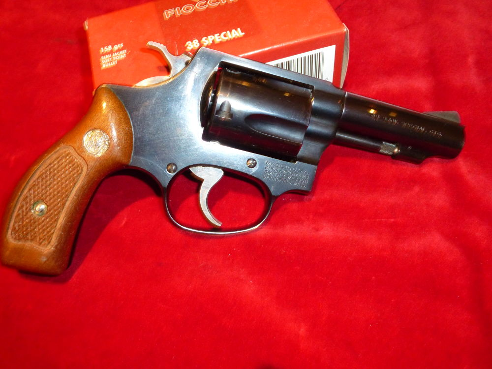 Smith & Wesson Mod. 36-1