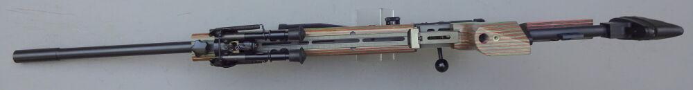 KEPPELER Benchrest