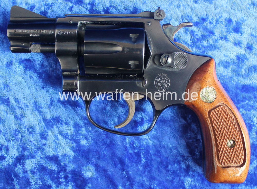 """Smith & Wesson 34 - 1 / 2"""""""