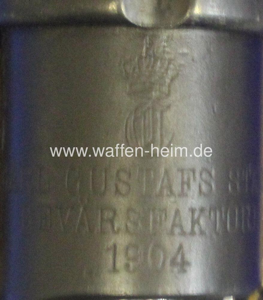 Carl Gustafs Stads M 63