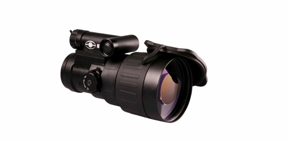Night Pearl / 2021 Nachtsichtgerät NP-22 Echo Onyx mit Auto-Gating + Adapter