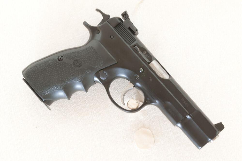 Brünner Pistole M75 Tropen