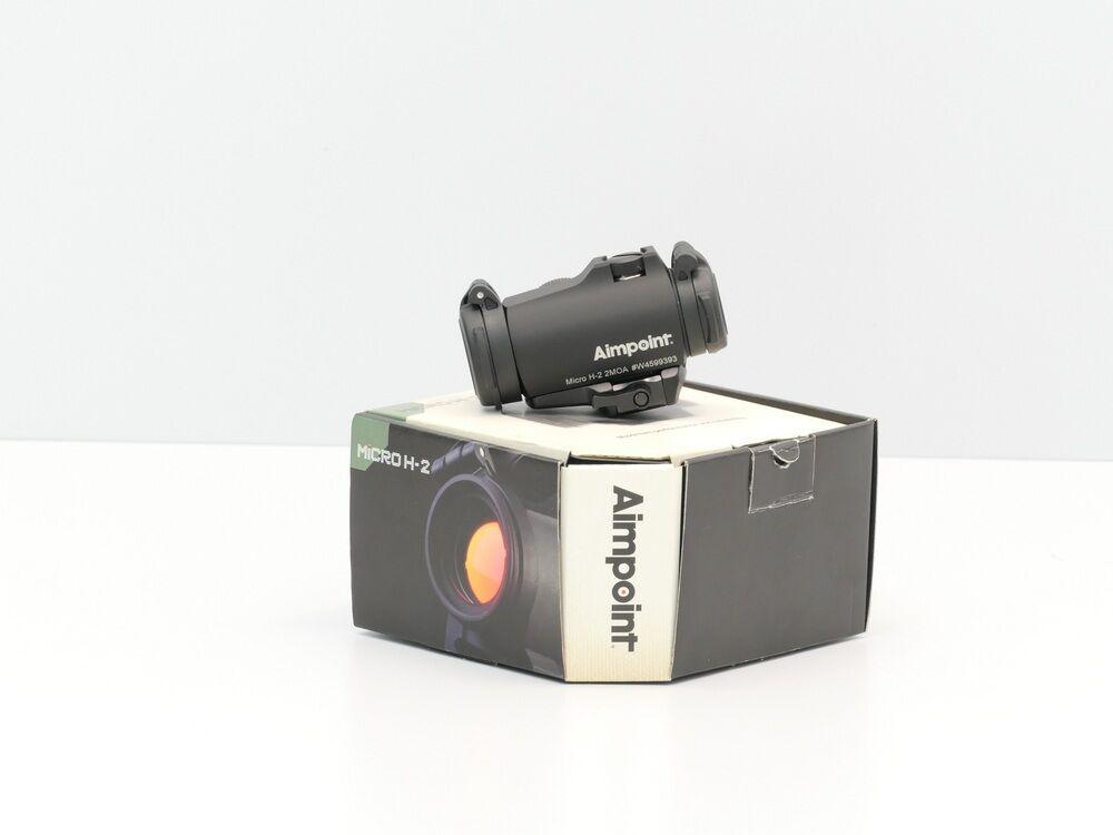 Aimpoint Micro H2 2 MOA