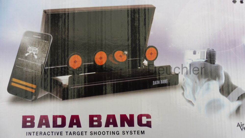 GSG Bada bang Bada Bang Bluetooth Target