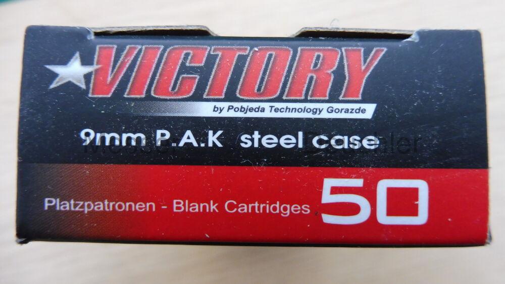 Pobjeda Victory  Platzmunition