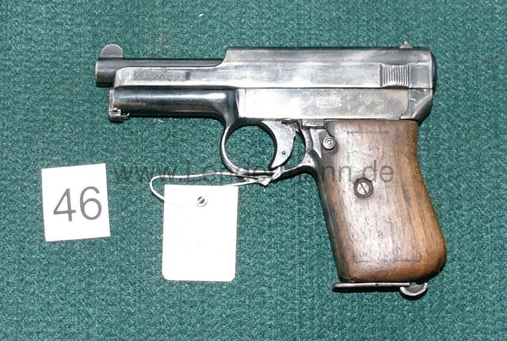 Mauser Mauser 1934 Pistole