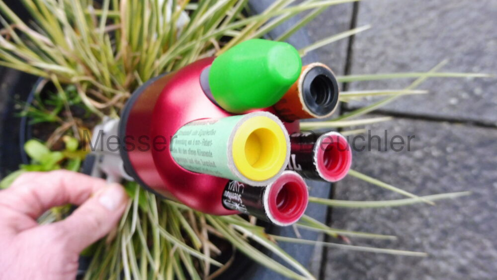 Umarex Pyro Launcher 5- fach Abschußbecher