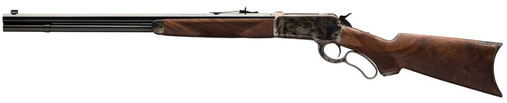 Winchester 1886 Deluxe Octagon Color Case Hardened Auf Lager