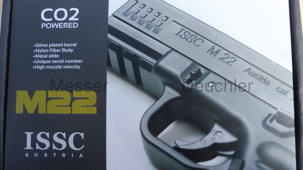 ISSC M22 CO2