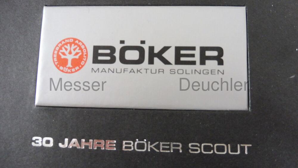 Böker Taschenmesser Boy Scout Thuja