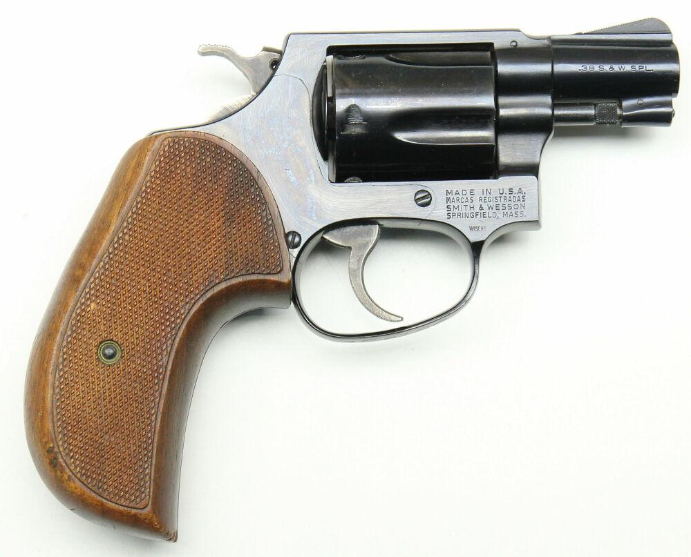 Smith & Wesson Mod. 36