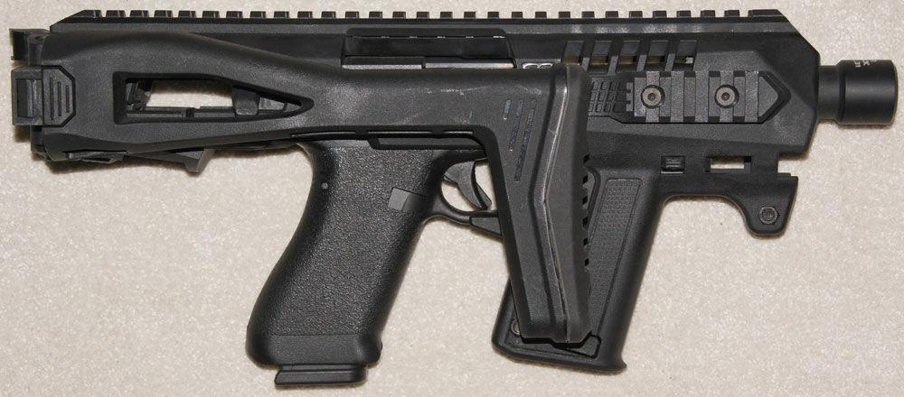CAA Roni für Glock Mod. 17, 22 u. 31