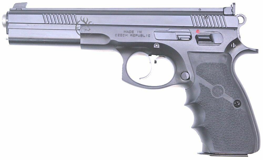 "CZ 75 Sport II 6"" SA-Abzug Bei uns sofort ab Lager lieferbar"