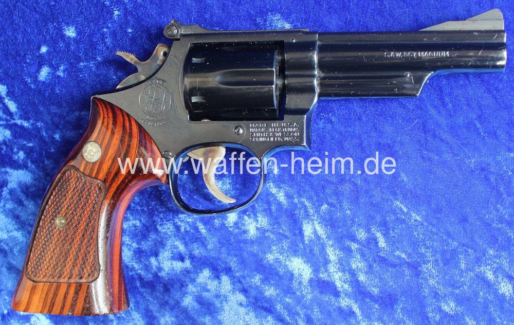 Smith & Wesson 19 - 3