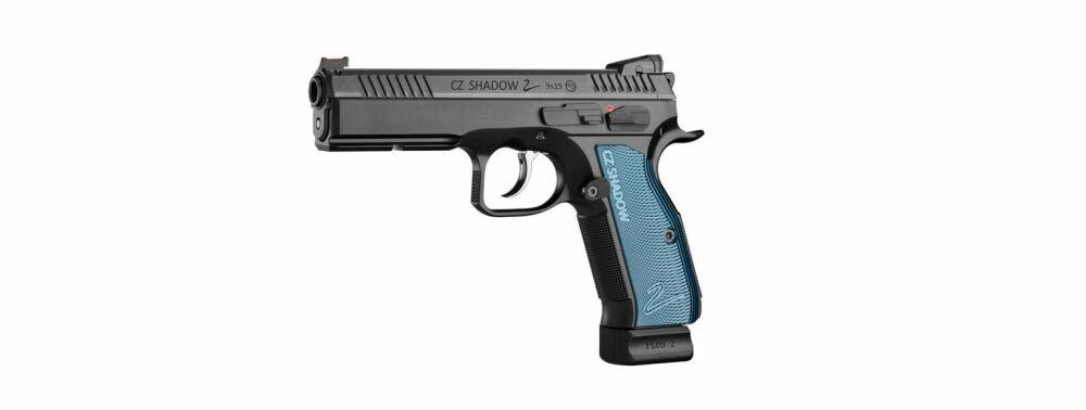 CZ  (Vollstahlpistole) Pistole SHADOW 2 DA