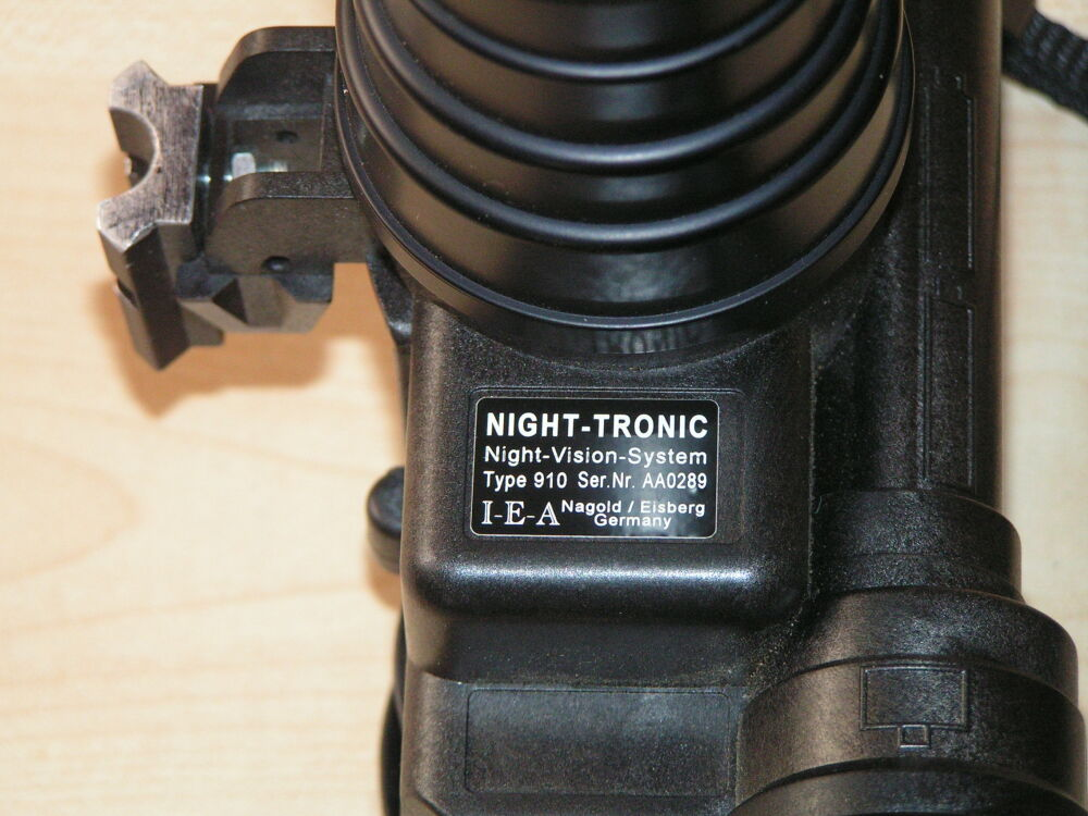 I - E - A Night - Tronic 910