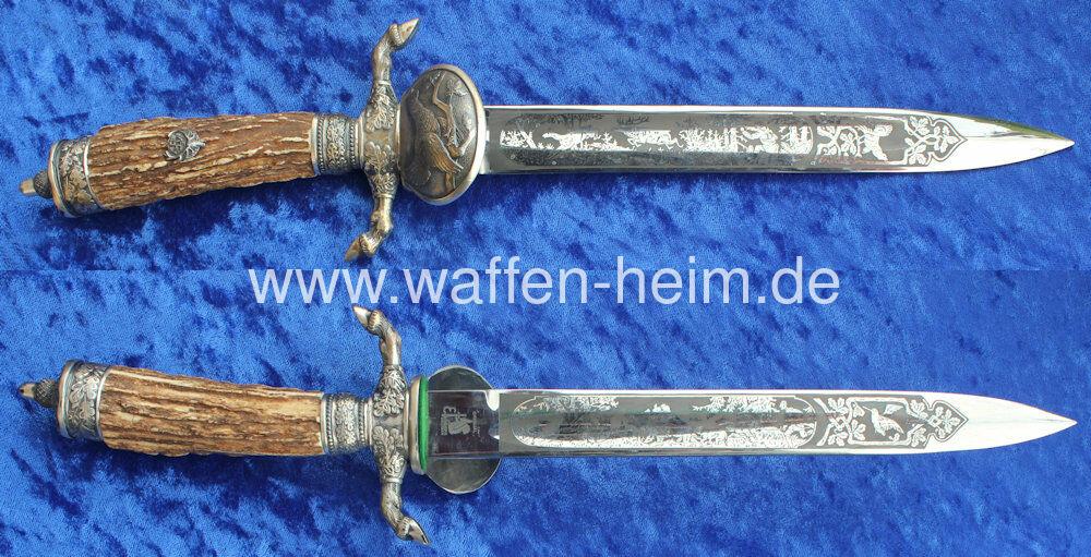 Original Eickhorn Solingen Hirschfänger