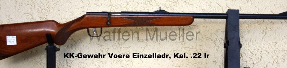 Voere KK-Gewehr