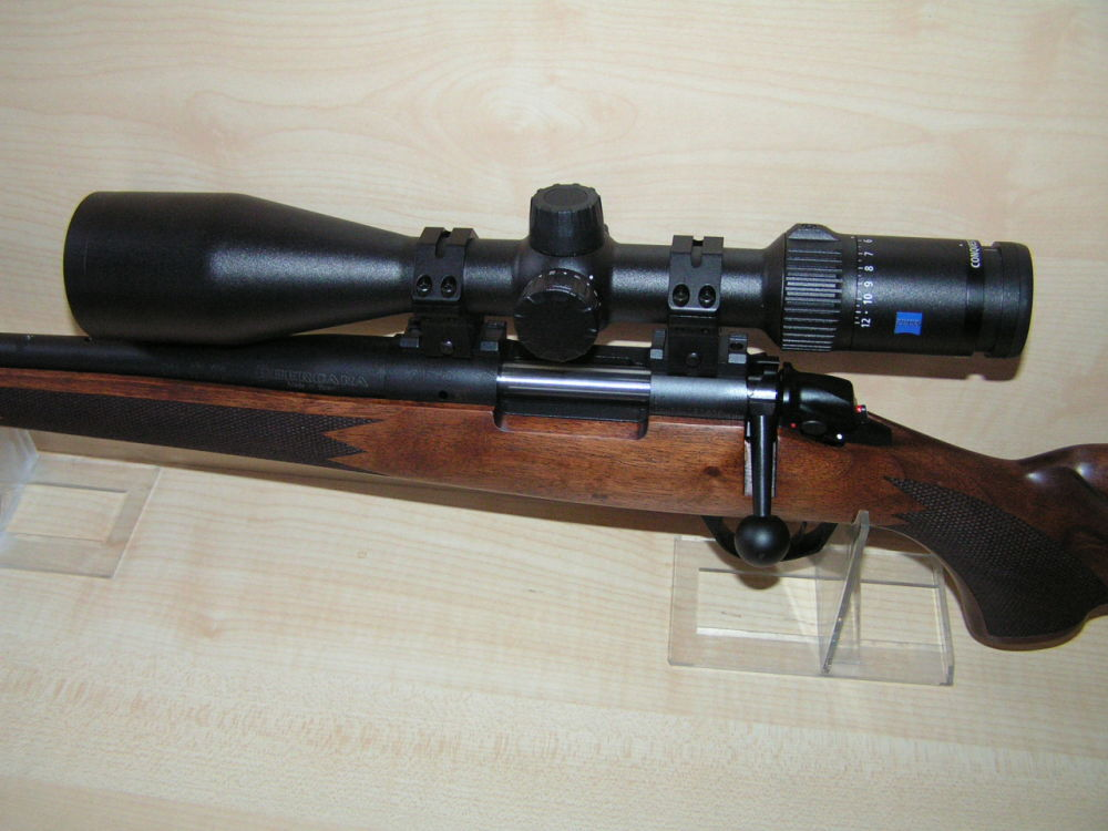 Bergara B 14 Timber Linkssystem