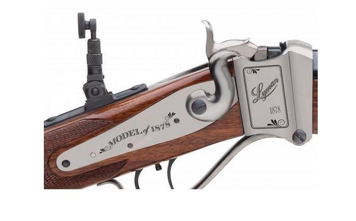 Pedersoli Lyman Sharps 1878 Custom Einzelladerbüchse Lyman 1878 Sharps