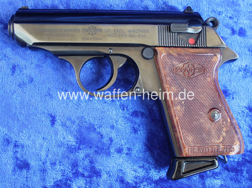Walther - Manurhin PPK