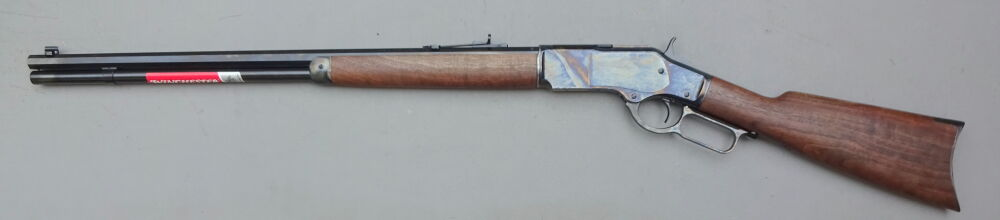 """WINCHESTER ARMS Mod. 1873 Sporter - 8-kant Lauf 24"""""""