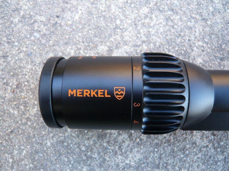 Schmidt und Bender-Merkel Merkel 1-8x24 EXOS