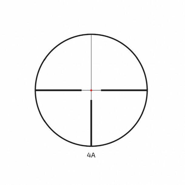 Delta Optical 2.5-10x56 HD Abs. 4 mit Leuchtpunkt