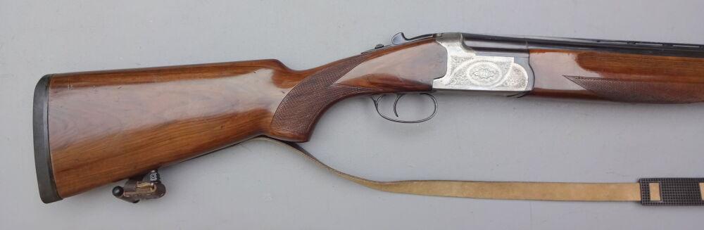 LAMBER ARMS SPAIN Bockdoppelflinte
