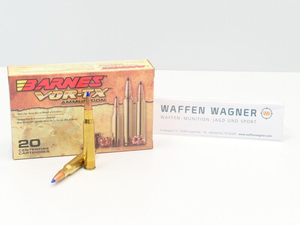 Barnes VOR-TX EURO 250grs A20 9,3x62
