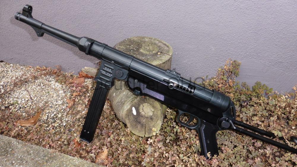 Schreckschuss Maschinenpistole 9mm P.A.K jetzt günstiger!! MP40  von GSG