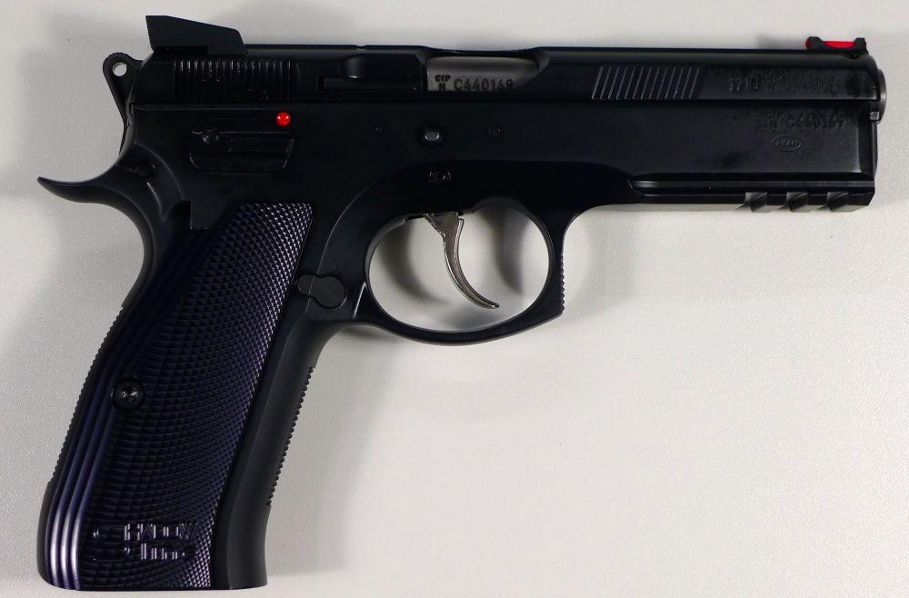 Beretta Schießbrille BerettSchwarz mit Stoffbeutel