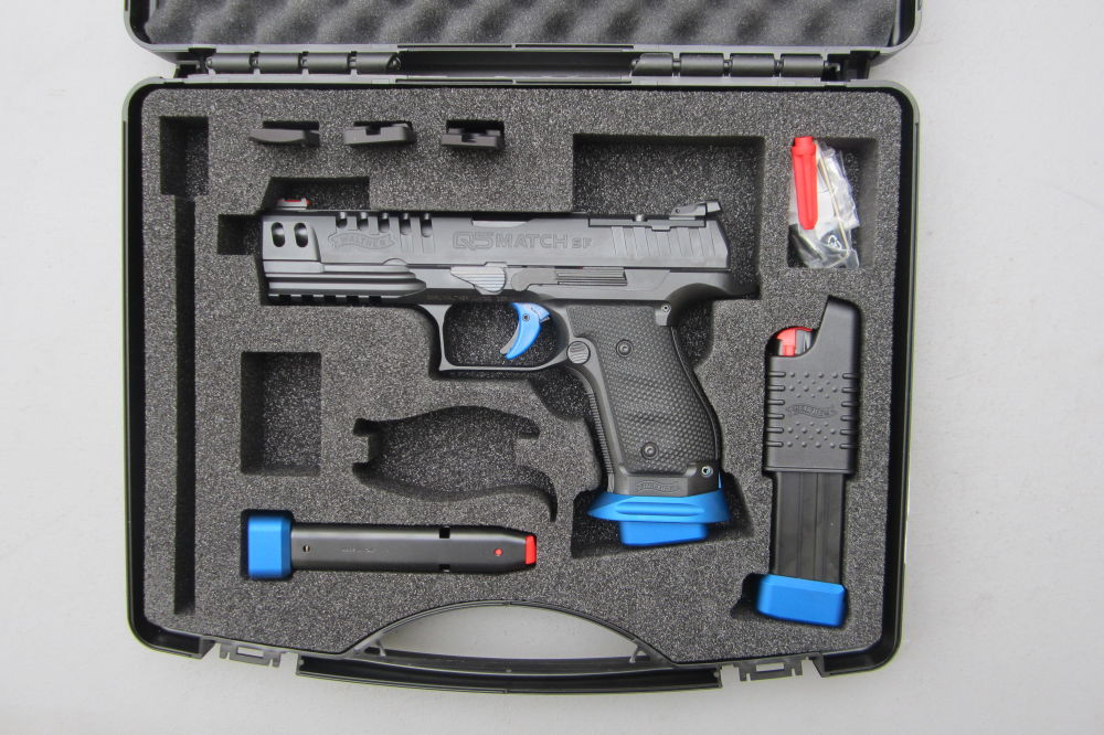 WALTHER ULM WALTHER Q5 MATCH SF CHAMPION