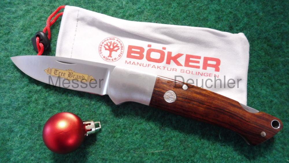 Böker Messer Manufaktur Solingen Davis Classic Gold