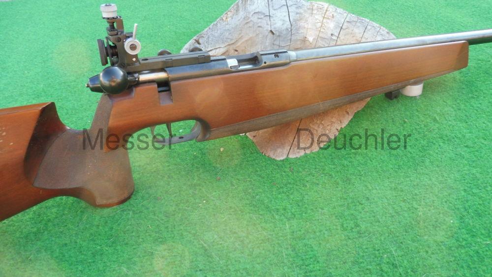 Anschütz Anschütz Match 54, Kaliber 22lfB mit Dioptervisierung