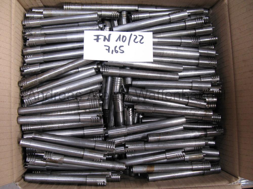 863 Läufe für Pistole FN 1922 bzw. 1910/22
