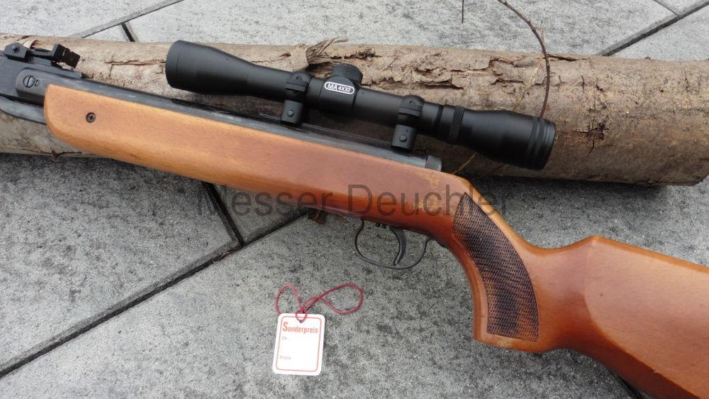 Diana gebraucht mit ZFR 4x32 Modell 35