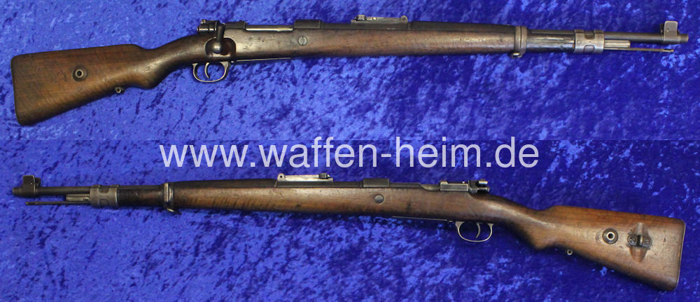 Mauser AG Oberndorf K 98 k - Portugal