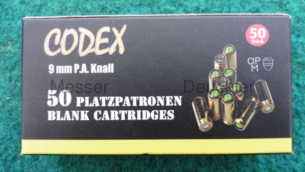 Codex Codex für Pistolen mit Magazin