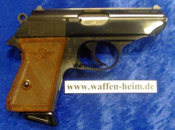 Walther PPK / Manurhin