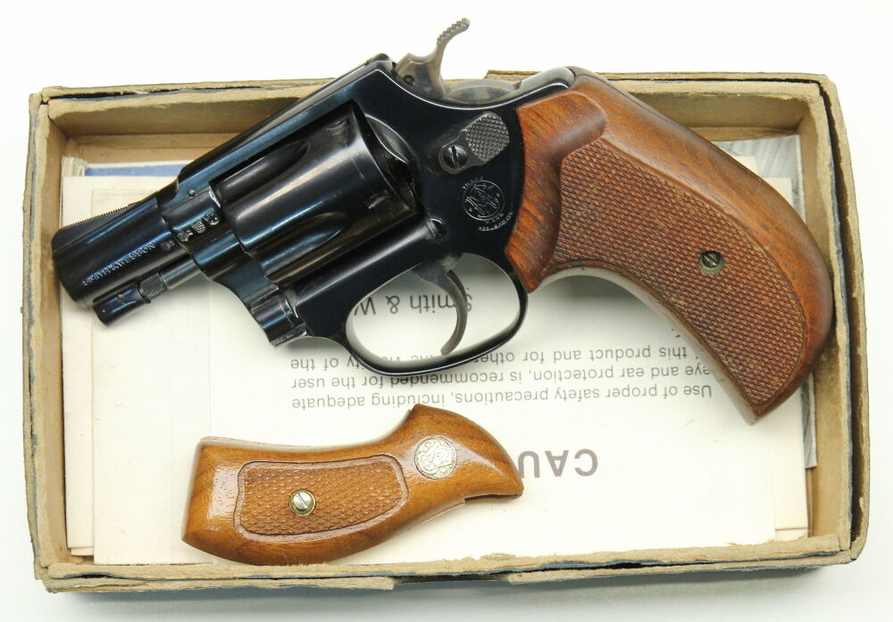 Smith & Wesson Mod. 36
