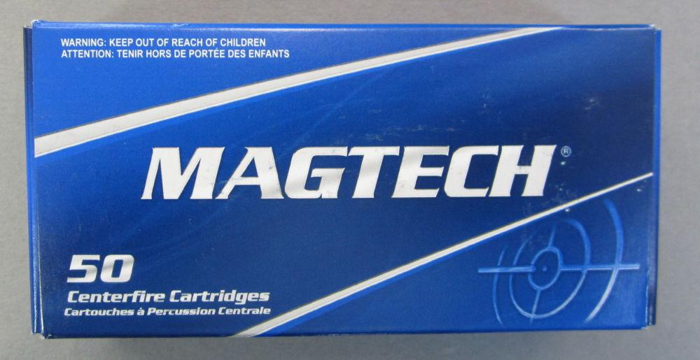 MAGTECH 357 Mag. SJSP Flat Teilmatel Flachkopf