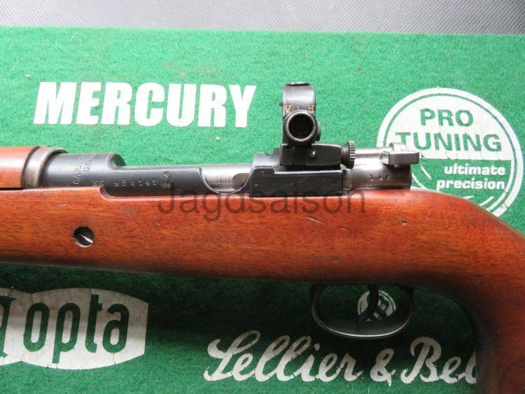 Mauser Black Impact